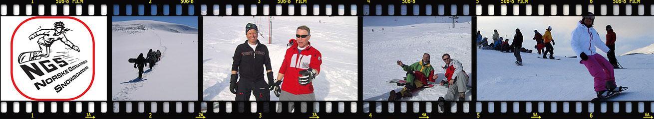 Norske Geriatriske Snowboardere